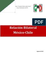 15-08-15 Relación Bilateral México-Chile