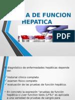 Prueba de Fx Hepatica
