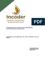 Caracterizacion Socio-Demografica Sumapaz