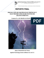 Suministro e Instalación de Protecciones Eléctricas