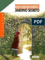 IL GIARDINO SEGRETO-EL JARDIN SECRETO EN ITALIANO PER STRANIERI