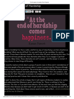 The Perception of Hardship _ Tsem Rinpoche