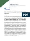 SRI AUROBINDO - MAI 2015 - Modifications Liées Au Face à Face