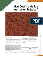 Crónica Gráfica de Los Impuestos en México