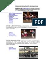 Danzas Representativas Del Departamento de Huancavelica