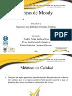 Metricas de Moody