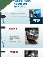 10 Pasos Para Cambiar Un Neumático