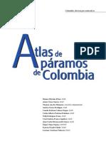 Atlas de Páramos Colombia IAvH