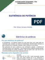 1.2 Introducao a Eletronica de Potencia