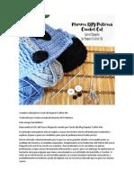 Crochet Cal Gorro Mapache