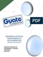 Informe de Transparencia Copret
