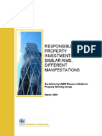Article Resp Property Investment