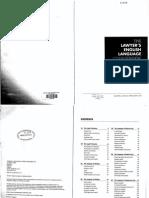 The Lawyer's English Language Coursebook