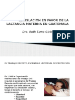 LEGISLACIÓN EN FAVOR DE LA LACTANCIA MATERNA EN.pptx