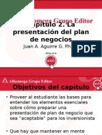 Capitulo 11 Presentacion de Un Plan de Negocios
