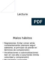 Lectura Tips
