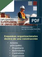 Diplomado de Supervisión de Obras de Edificación Parte 1/8