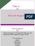 3. Cap2 Plan de Negocio
