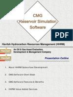 HHRM CMG Presentation