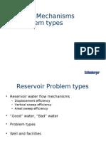 Reservoir Problems