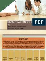 Clasificacion de Empresas.pptx