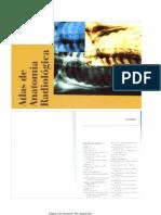 Atlas de Anatomia Radiologica