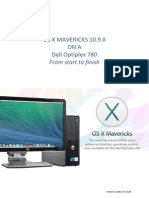 Run Os x Mavericks 10.9