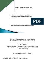 Clase 1 Derercho Administrativo I.ppt