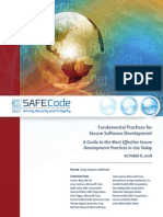 SAFECode Dev Practices1108