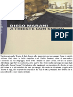 A Trieste Con Svevo - Diego Marani