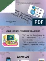 TICs en la Educación Superior