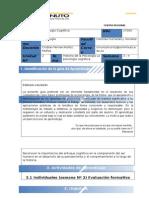 Guía Nº 2 Psicologia Cognitiva 2015 - 2