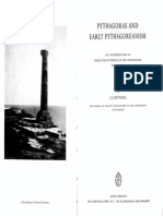 Cornelia J. de Vogel - Pythagoras and early Pythagoreanism