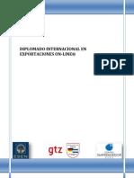 Diplomado Internacional en Exportaciones on-line®