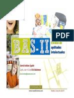 BAS II. Presentación