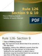 Rule 126sec910 Baltazar