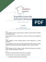 Republika Francuska Królestwo Skarlandu