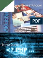 2. Introduccion a Php