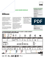 DSE8810 Data Sheet
