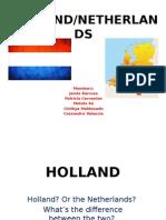 Holland/ Holanda