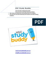 HSC Study Buddy - Module 1 - Space