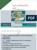 Presentacion de Laringoscopia