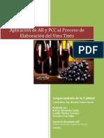 ARyPCC Elaboración Del Vino