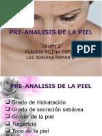 PRE-ANALISIS DE LA PIEL GRUPO 2.pptx