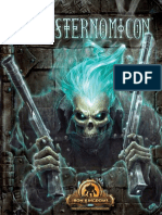 Iron Kingdoms Monsternomicon