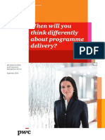 4th Global Portfolio and Programme Management Survey 2014