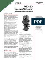 PGG-EG Governor Actuator