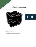 Concrete Math Companion