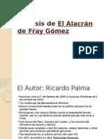 Análisis de El Alacrán de Fray Gómez.pptx