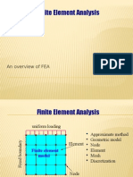 FEA Overview